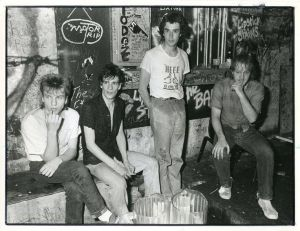 The Replacements at The Rat